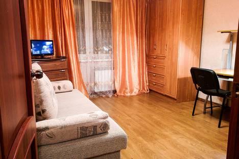 Сдается 1-комнатная квартира посуточно в Смоленске, улица Воробьева, 5.