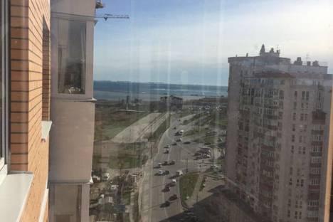 Сдается 1-комнатная квартира посуточно в Новороссийске, проспект Ленина, 52.