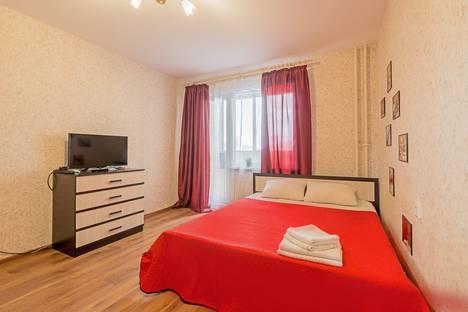 Сдается 1-комнатная квартира посуточно в Санкт-Петербурге, улица Коллонтай, 5.
