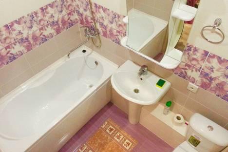 Сдается 1-комнатная квартира посуточно в Новосибирске, Беловежская улица, 4/1.