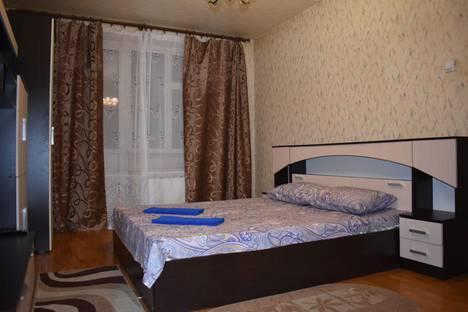Сдается 1-комнатная квартира посуточно, Госпитальный вал 5с7.