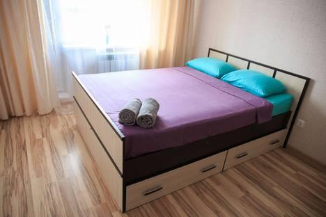 Сдается 1-комнатная квартира посуточно в Петрозаводске, Первомайский проспект, 42.