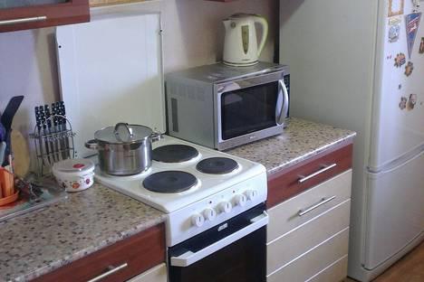 Сдается 1-комнатная квартира посуточно в Мурманске, улица Героев рыбачьего, 69.