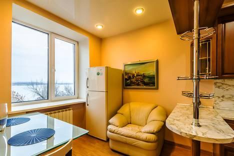 Сдается 1-комнатная квартира посуточно в Самаре, Волжский проспект, 39.