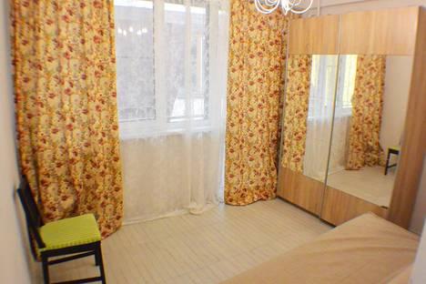 Сдается 2-комнатная квартира посуточно в Адлере, Верхне-Имеретинская Бухта, Кленовая улица, 3.