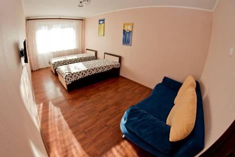 Сдается 3-комнатная квартира посуточно в Гомеле, улица Барыкина 206.