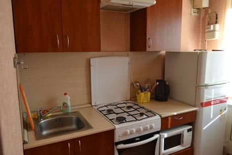 Сдается 3-комнатная квартира посуточно в Северодвинске, улица Карла Маркса, 9.