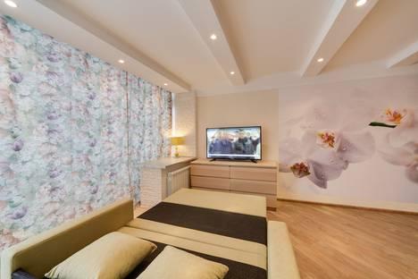 Сдается 1-комнатная квартира посуточно, Ленинградский проспект, 33А.