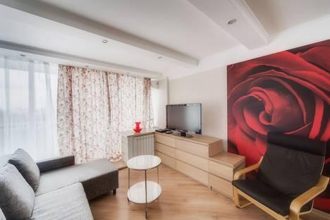 Сдается 1-комнатная квартира посуточно в Москве, Ленинградский проспект, 33А.