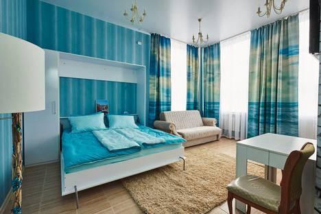 Сдается 1-комнатная квартира посуточно в Ростове-на-Дону, Доломановский переулок, 118.