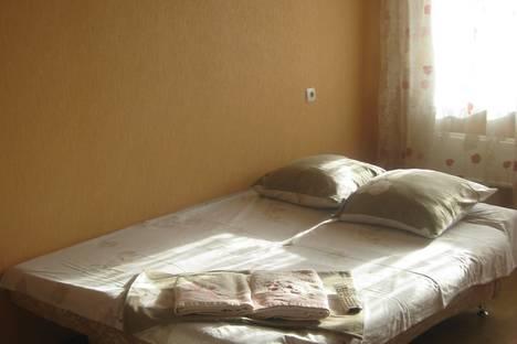 Сдается 1-комнатная квартира посуточнов Тюмени, Логунова 3.