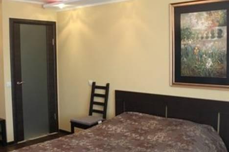 Сдается 1-комнатная квартира посуточнов Уфе, Комсомольская 106.