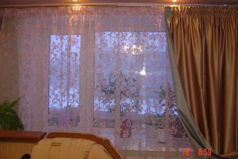 Сдается 2-комнатная квартира посуточнов Комсомольске-на-Амуре, Вокзальная ул., 48к1.