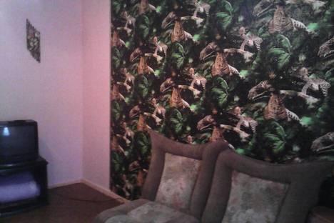 Сдается 2-комнатная квартира посуточно в Стерлитамаке, ул. Льва Толстого, 1.