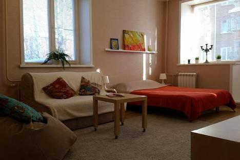Сдается 1-комнатная квартира посуточно, Морской проспект, 12.