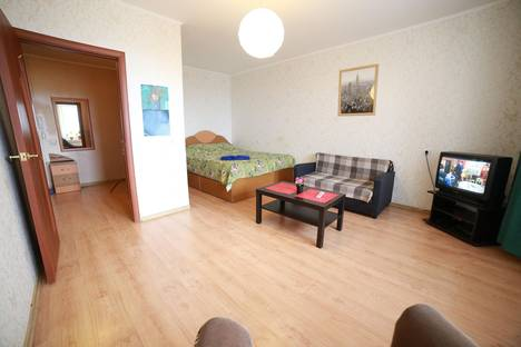 Сдается 1-комнатная квартира посуточнов Чебоксарах, Академика Крылова 9.