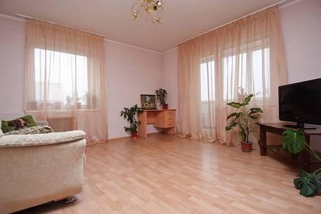 Сдается 1-комнатная квартира посуточнов Казани, Федосеевская ул., 36.