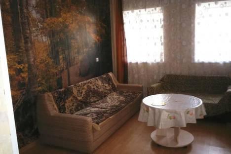 Сдается 1-комнатная квартира посуточно, Пер.Солнечный, 3 А.