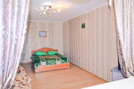 Сдается 1-комнатная квартира посуточно в Самаре, Съездовская 8е.