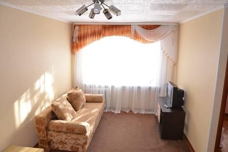 Сдается 1-комнатная квартира посуточнов Тюмени, Холодильная 49.