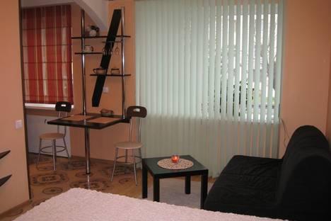 Сдается 1-комнатная квартира посуточно в Петрозаводске, пр.Ленина,17.