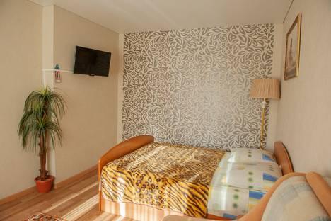 Сдается 1-комнатная квартира посуточно, проспект Строителей 120.