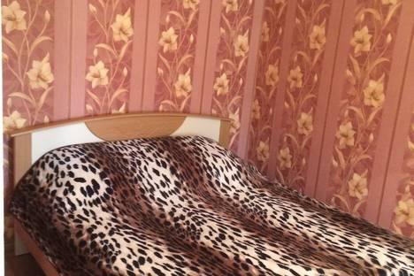 Сдается 1-комнатная квартира посуточно в Ангарске, 102 квартал 3 дом.