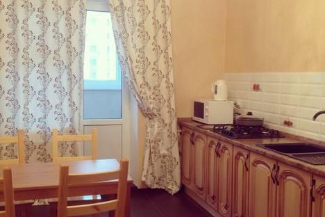 Сдается 2-комнатная квартира посуточно, Тухачевского 23/1.