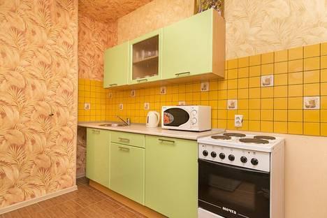 Сдается 1-комнатная квартира посуточнов Екатеринбурге, Переулок Красный дом 5 корпус 2.