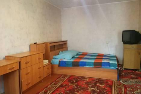 Сдается 1-комнатная квартира посуточно в Подольске, улица Карла Маркса, 3/48.