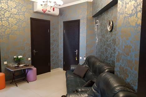 Сдается 4-комнатная квартира посуточно в Батуми, улица Горгиладзе, дом114.