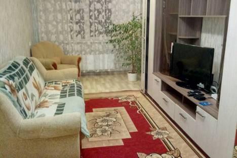 Сдается 2-комнатная квартира посуточно в Лесосибирске, 9й мкр-н, 2.