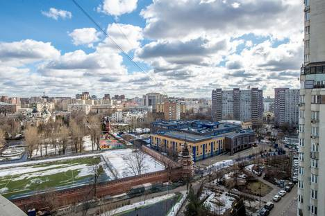 Сдается 1-комнатная квартира посуточно в Москве, Марксистская улица, 5.