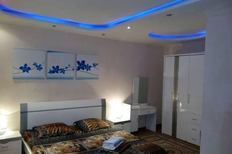 Сдается 1-комнатная квартира посуточно в Талдыкоргане, Алматы абая уг сейфуллин 534.