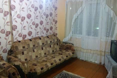 Сдается 1-комнатная квартира посуточно в Златоусте, 2 линия, д.7.