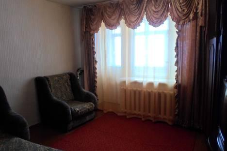 Сдается 1-комнатная квартира посуточно в Горно-Алтайске, Коммунистический проспект 24.