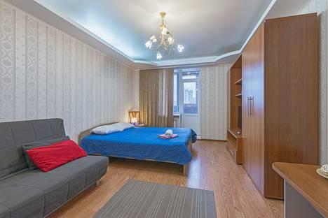 Сдается 1-комнатная квартира посуточно в Санкт-Петербурге, Коломяжский проспект, 15к2.