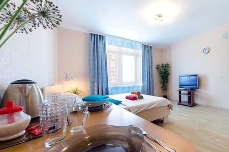 Сдается 1-комнатная квартира посуточно в Томске, Савиных 4 А.