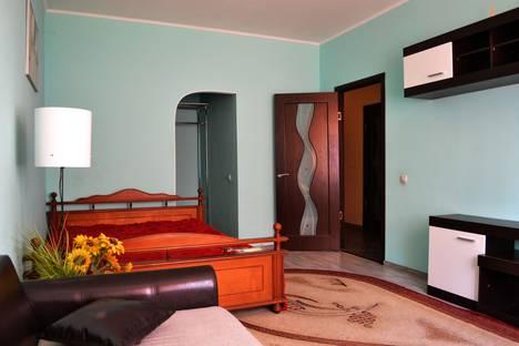 Сдается 1-комнатная квартира посуточно в Обнинске, Калужская,26.