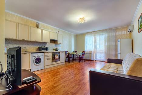Сдается 2-комнатная квартира посуточно в Ростове-на-Дону, переулок Халтуринский 85.