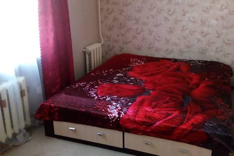 Сдается 2-комнатная квартира посуточно в Стерлитамаке, улица Курчатова, 40.