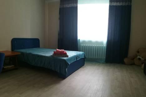 Сдается 1-комнатная квартира посуточно в Тюмени, улица Грибоедова, 13.