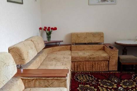 Сдается 2-комнатная квартира посуточно в Партените, улица Победы, 19.