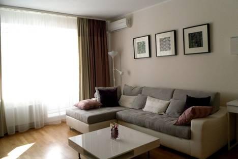 Сдается 2-комнатная квартира посуточно в Адлере, Адлерский, улица Ленина, 219А.