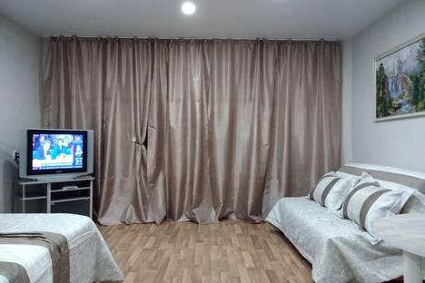 Сдается 1-комнатная квартира посуточно в Челябинске, проспект Победы, 336.