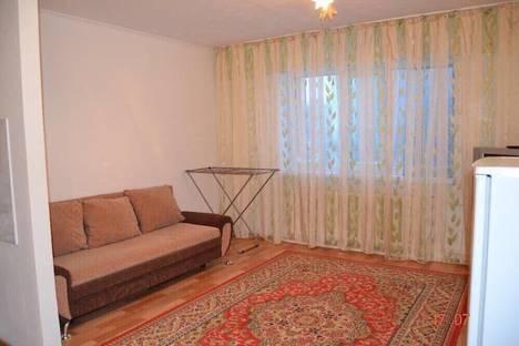 Сдается 1-комнатная квартира посуточно в Нур-Султане (Астане), ЖК Солнечный город.