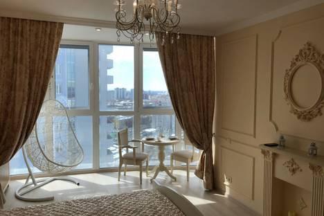 Сдается 1-комнатная квартира посуточно в Самаре, улица Ново-Садовая, 201а.