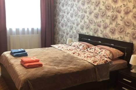 Сдается 2-комнатная квартира посуточно в Пинске, улица Ровецкая, 8.
