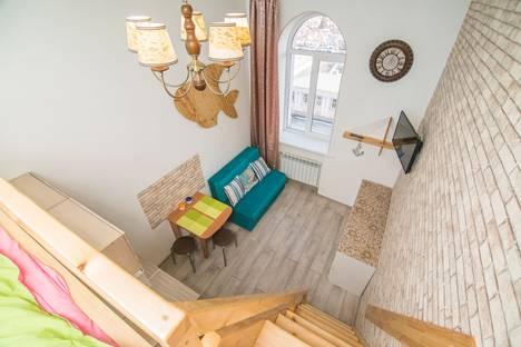 Сдается 1-комнатная квартира посуточно во Владивостоке, улица Алеутская, 17.