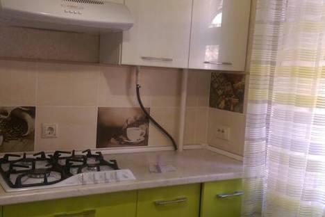 Сдается 1-комнатная квартира посуточно в Бишкеке, Bishkek, Moskovskaya Street, 126.